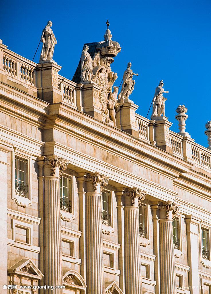 室外,白天,仰视,局部,建筑外观,建筑,历史,华丽,旅游,皇宫,宫殿图片