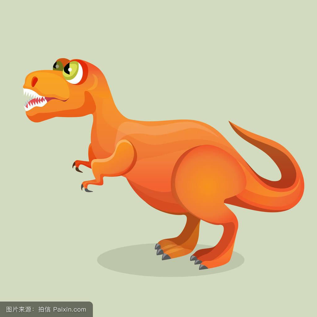 小绿恐龙表情分享展示图片