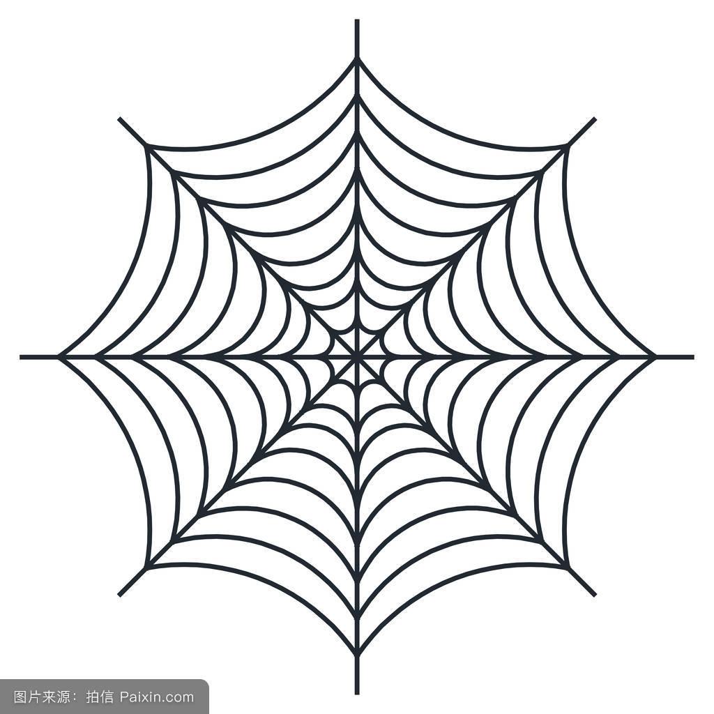蜘蛛网纹身素材图分享展示图片