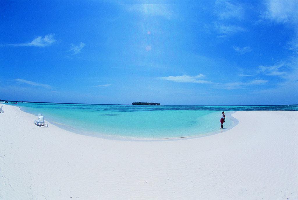 场景,自然,海岸,海滩,沙子,海边,沙滩,岛屿,热带,地区,度假,夏天,人图片