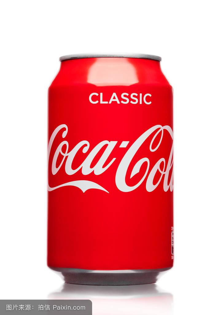 这种饮料是由可口可乐公司生产和制造的.图片