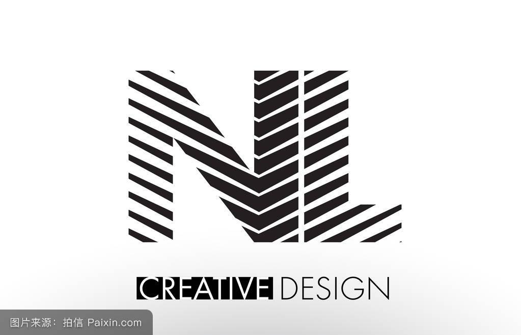_nl n l线信设计创意�%