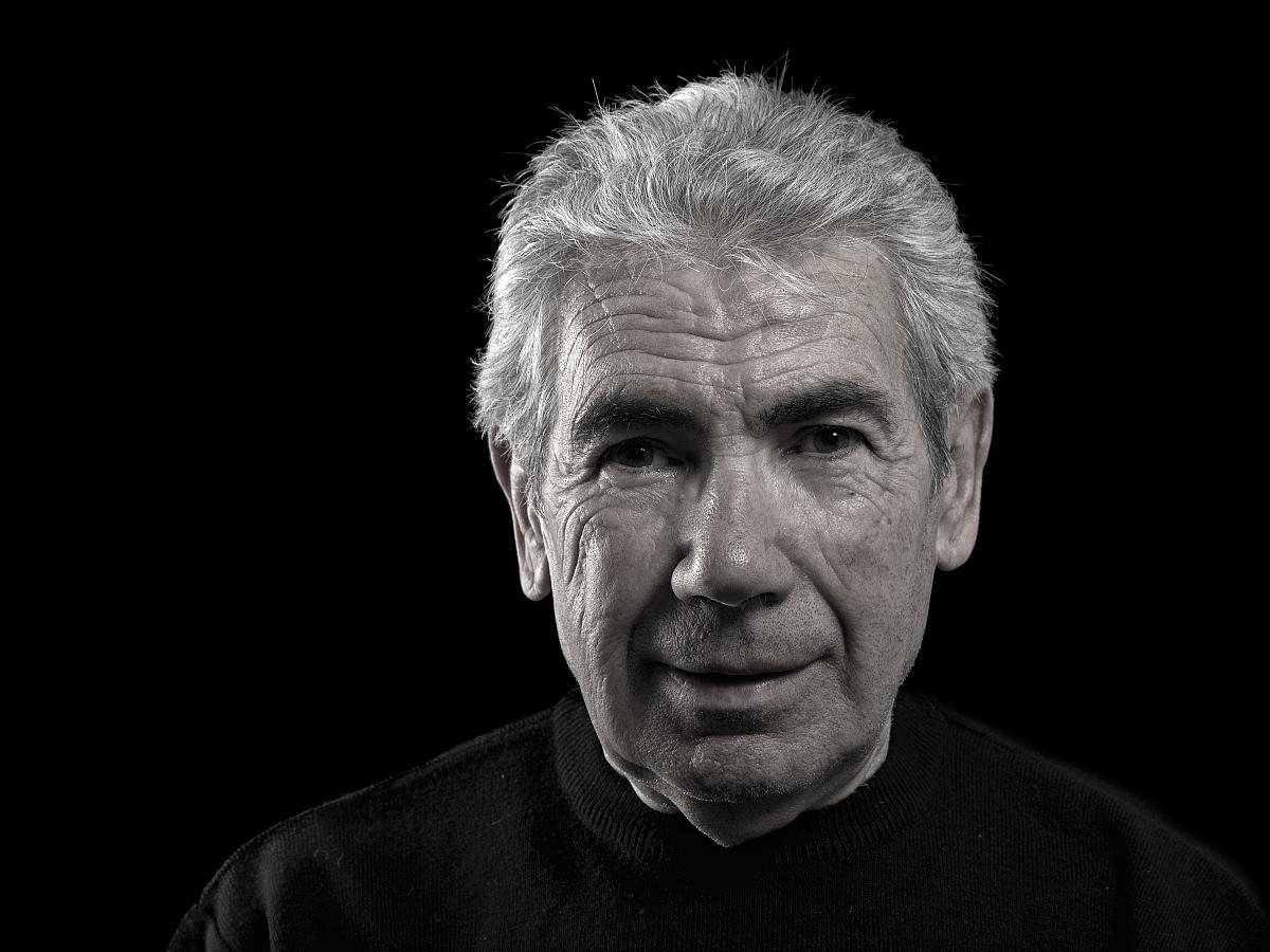老年白头发造型男士分享展示图片