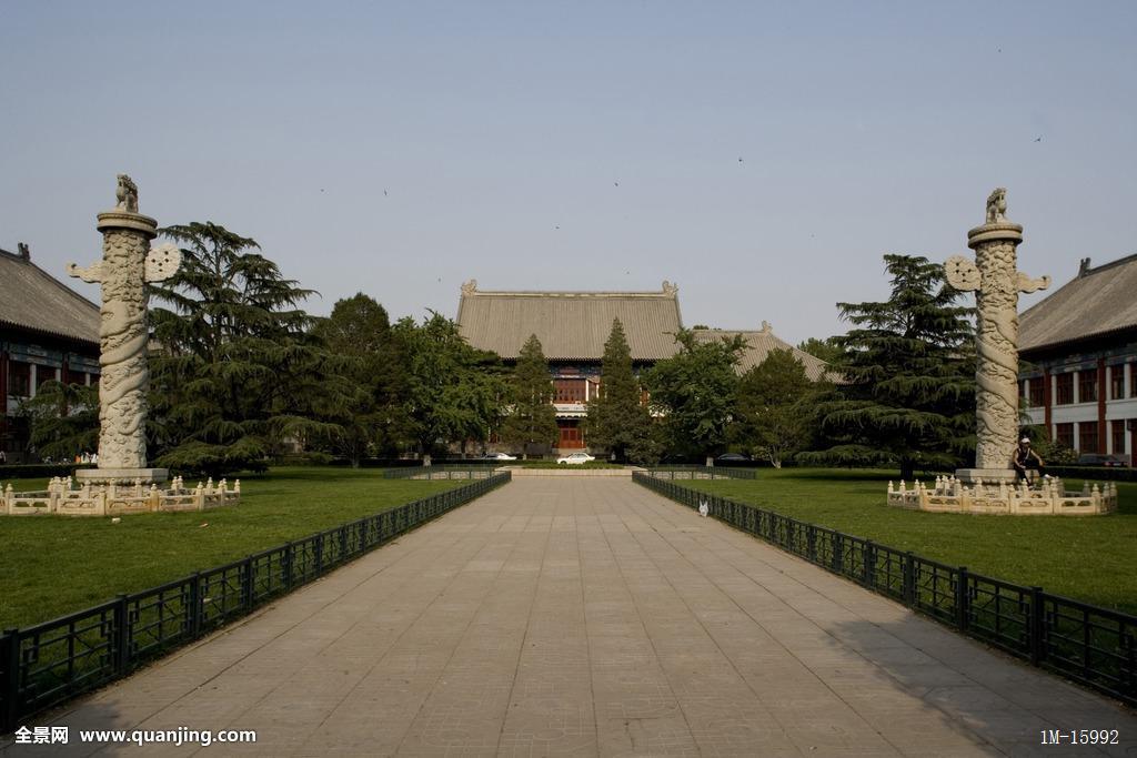 北京大学校园图片