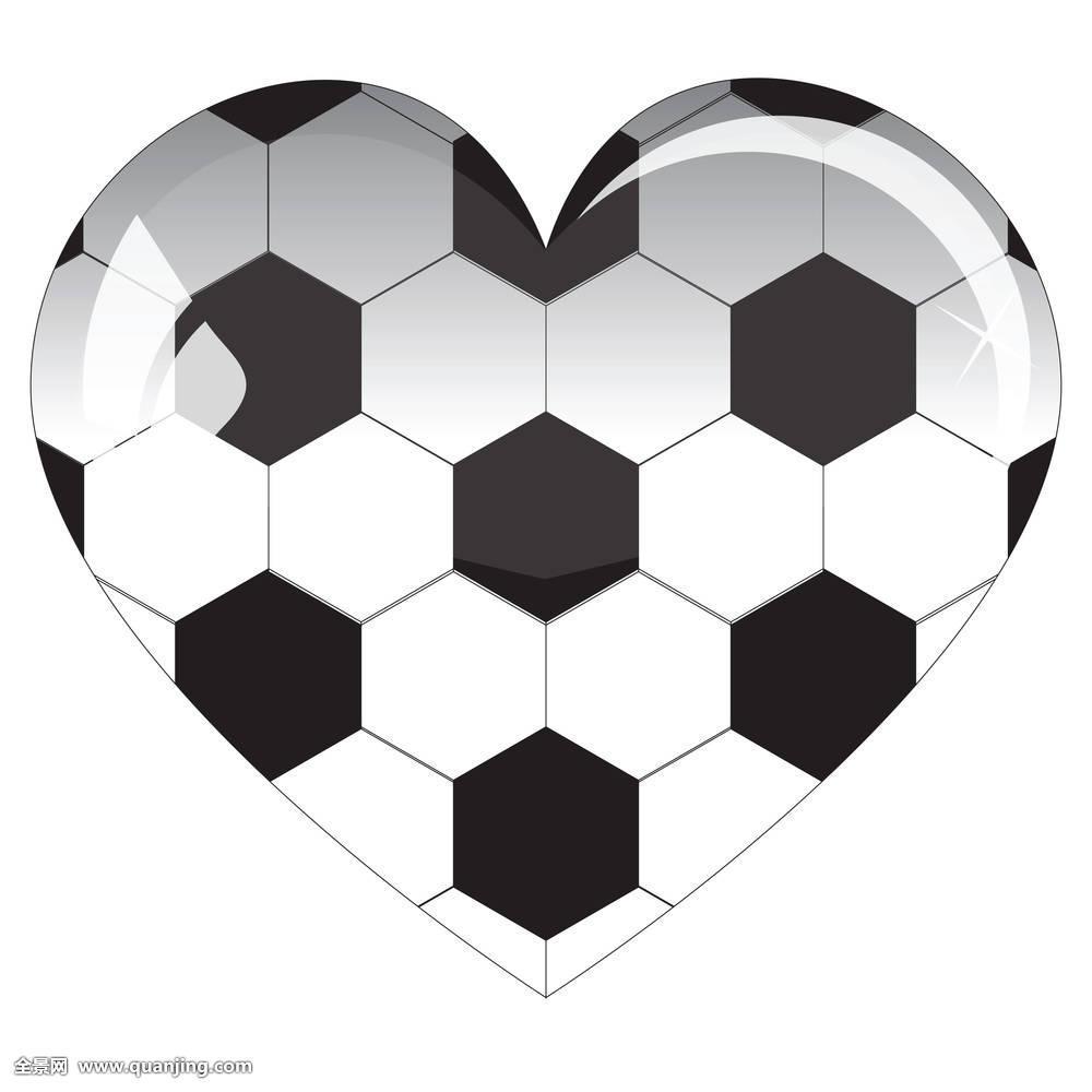 足球,比赛,运动,团队,竞争,力量,玩,线条,球,黑色,进球,冠军,心形图片