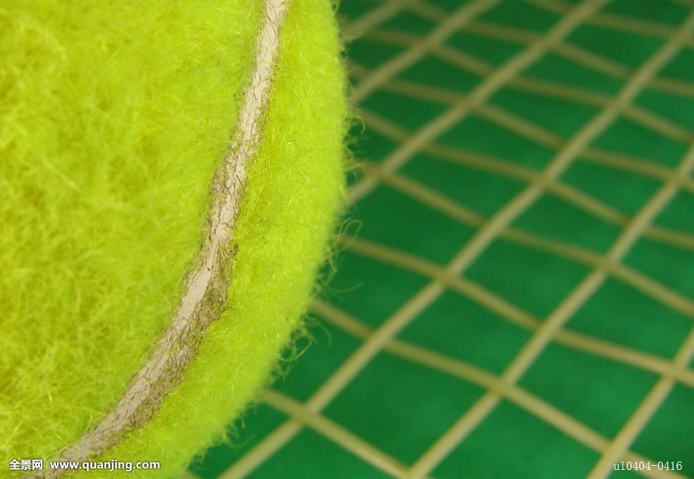 网球,广告图片