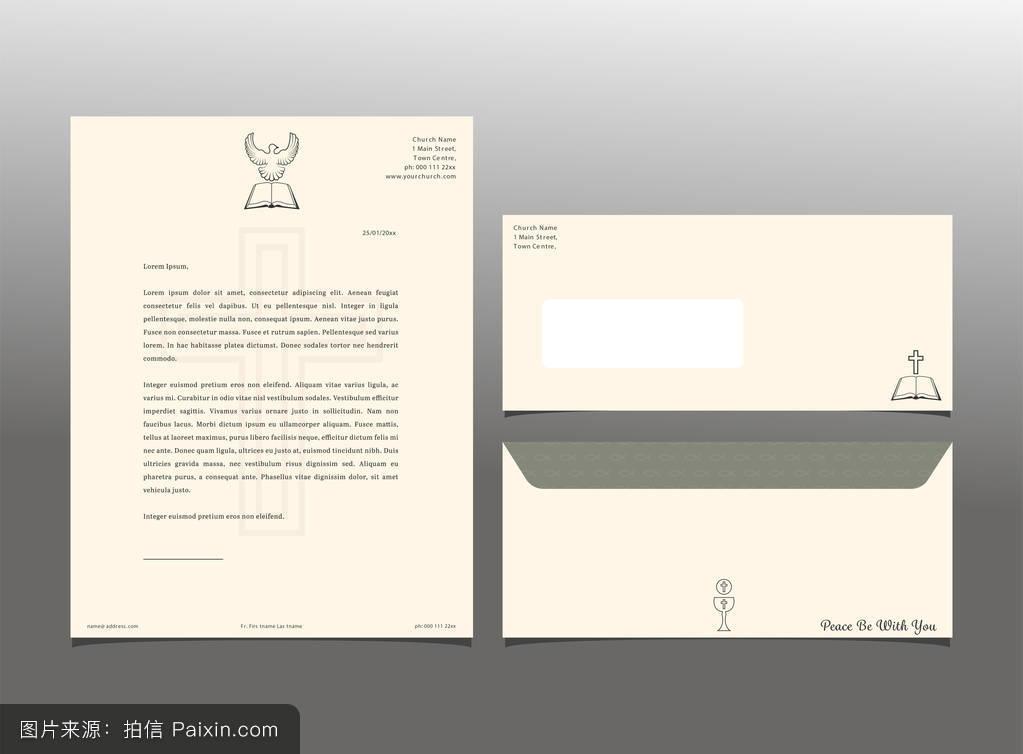 邮递,签名,设计,概念的,文本,消息,偶像,信,邮件,信封,模板,格式,插图图片