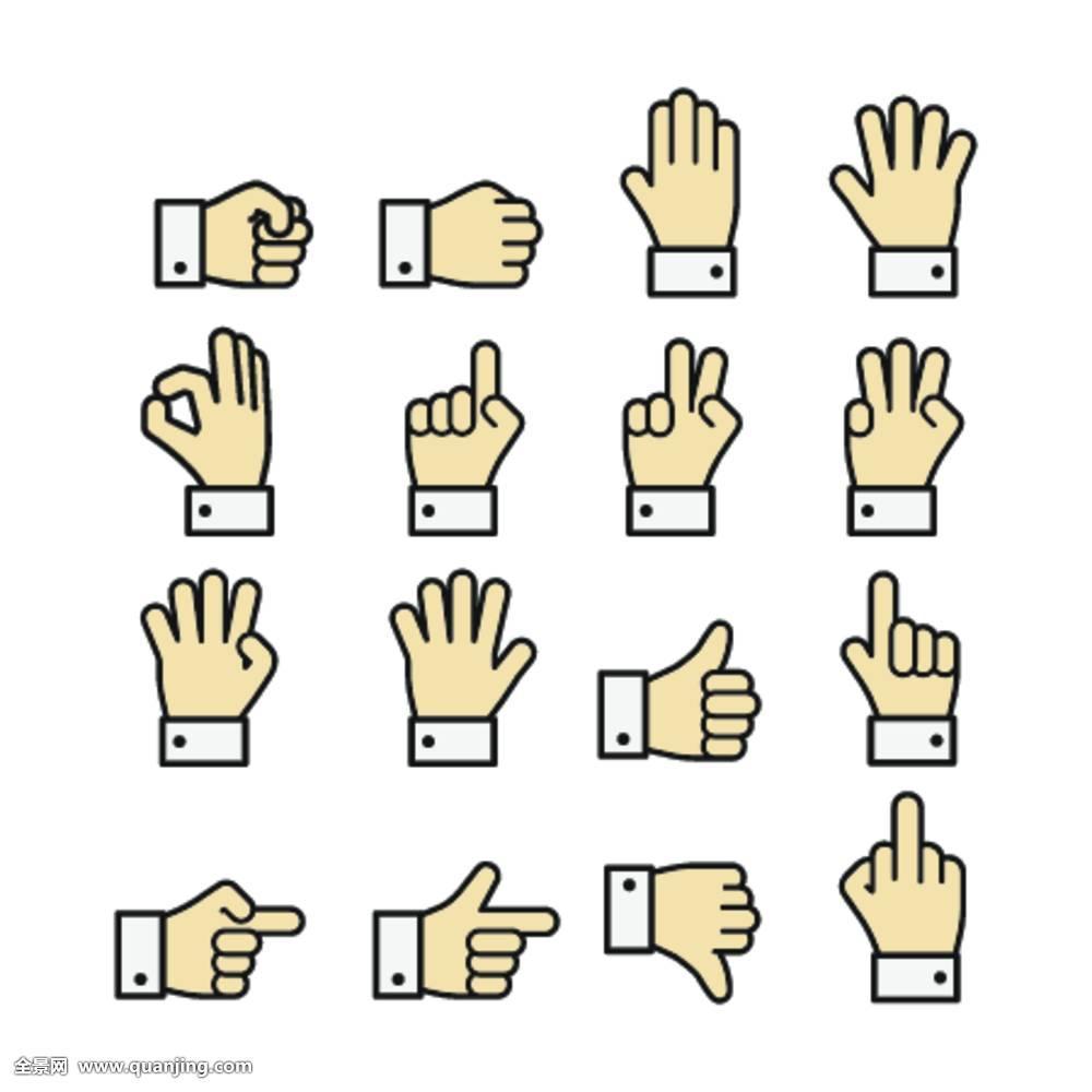手,手指,大拇指,指向,手势,拳头,人,拿着,手掌,紧握,食指,计算,赞成图片
