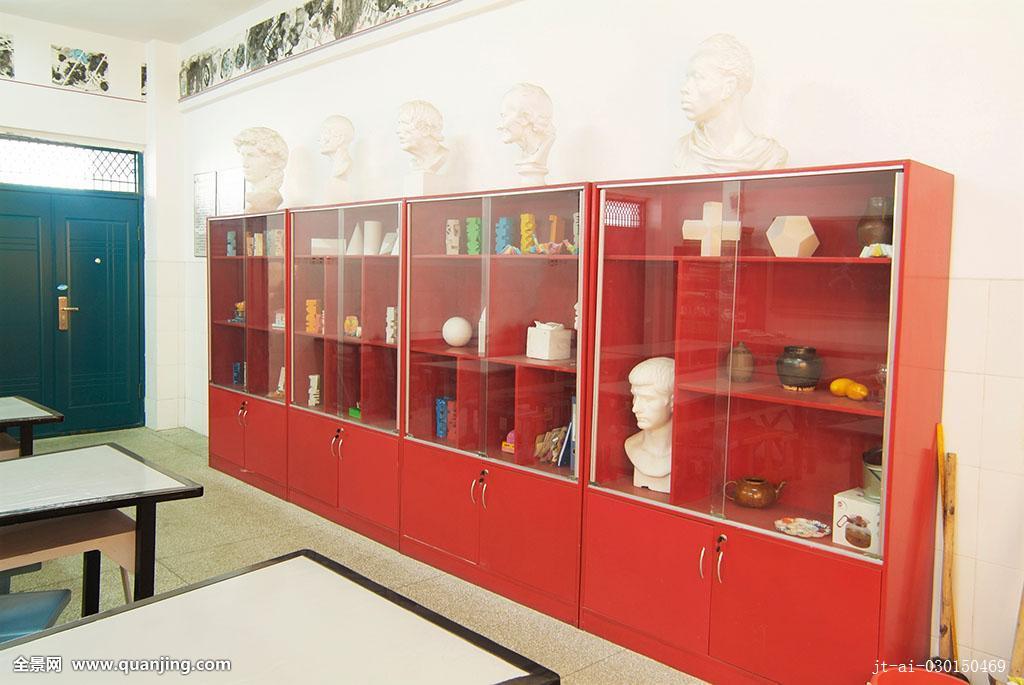干净,艺术,美丽,整齐,排列,瓷器,无人,石膏,雕塑,道具,美术用品,工具图片