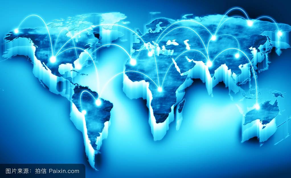 线,合作伙伴,概念,工作人员,商业,数字的,公司,发光的,工作,互联网图片