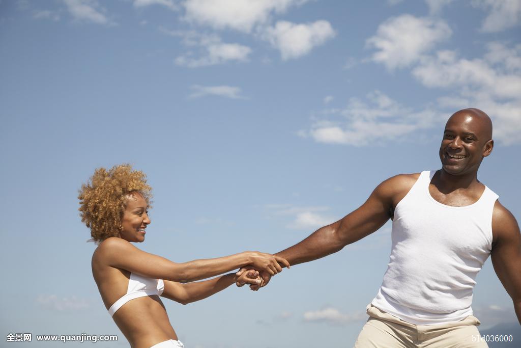 非洲肌肉女_非洲,伴侣,玩,户外