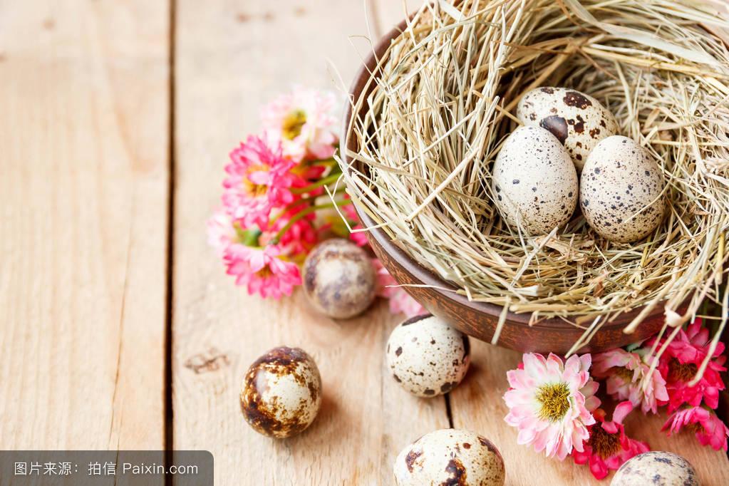 农村用稻草编鸡下蛋的筐