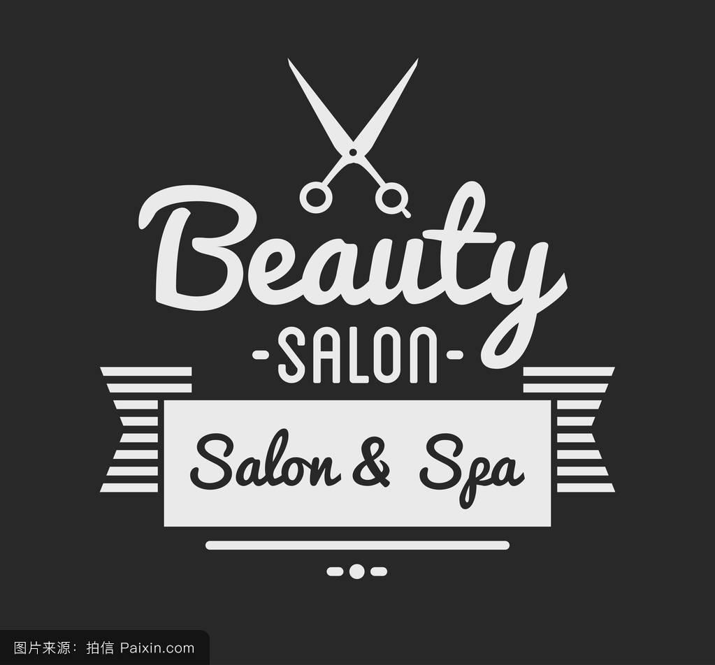 理发店旧货标志图片