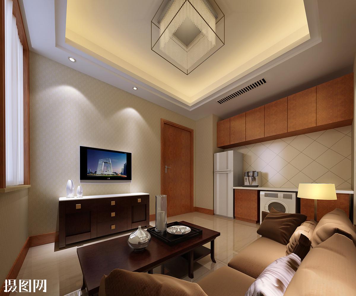 现代风格的家装效果图图片