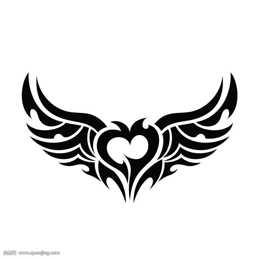 哪些纹身图案代表自由分享展示图片