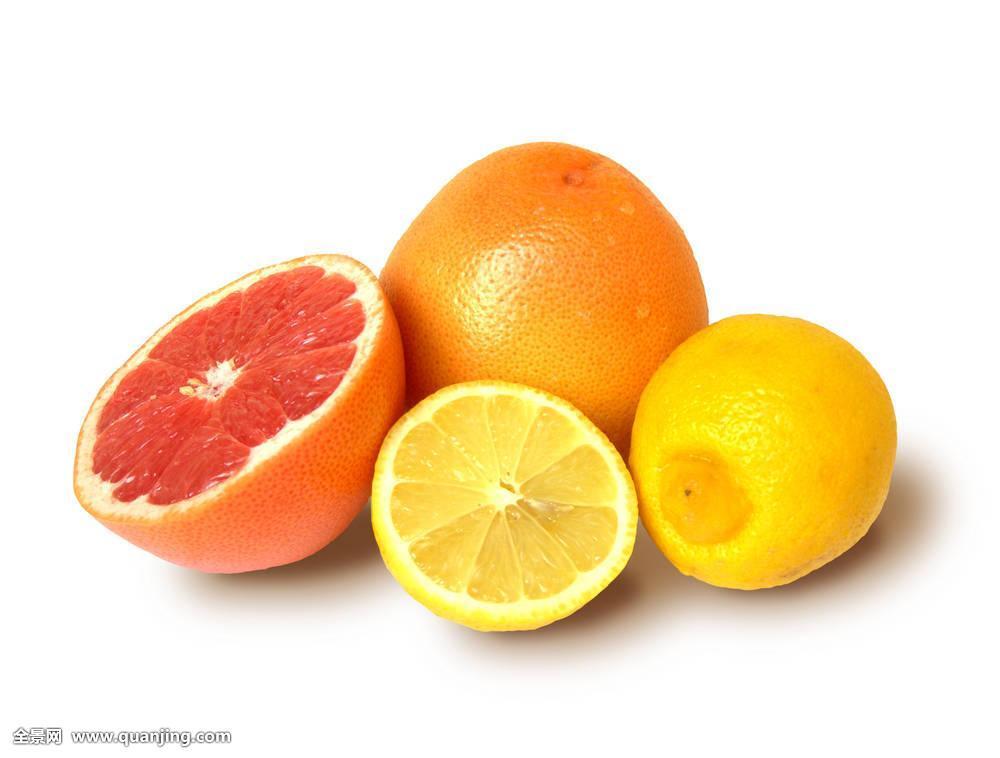 柚子,柠檬图片