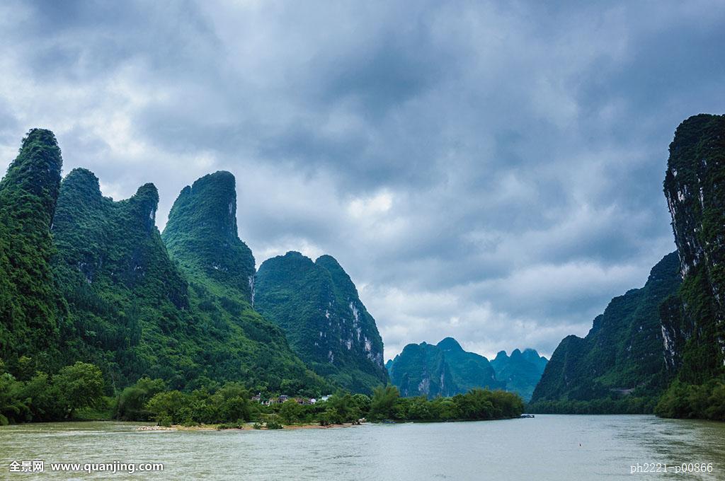 桂林山水,桂林风光,桂林美景,景色,魅力,美丽山水,喀斯特地貌,山水图片