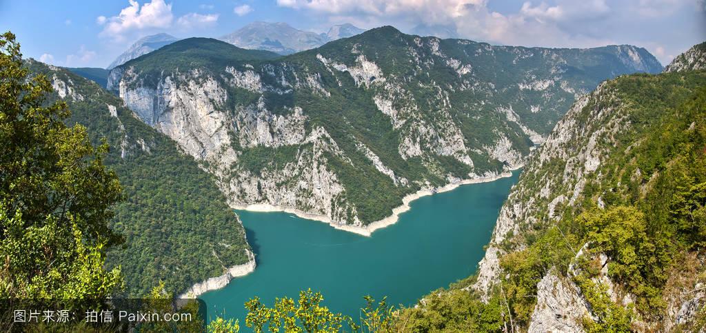 山���!�-��.�9`a�f-:##_云,景观,山,巴尔干半岛,自然,巴尔干半岛的自然美,林和布什,神话般的