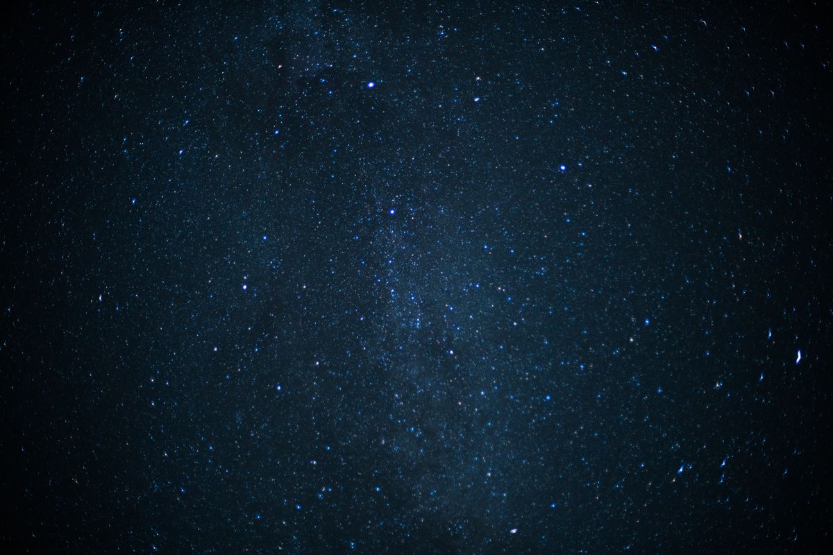 星空,星云,宇宙星空,蓝色星空,星空壁纸,星空背景
