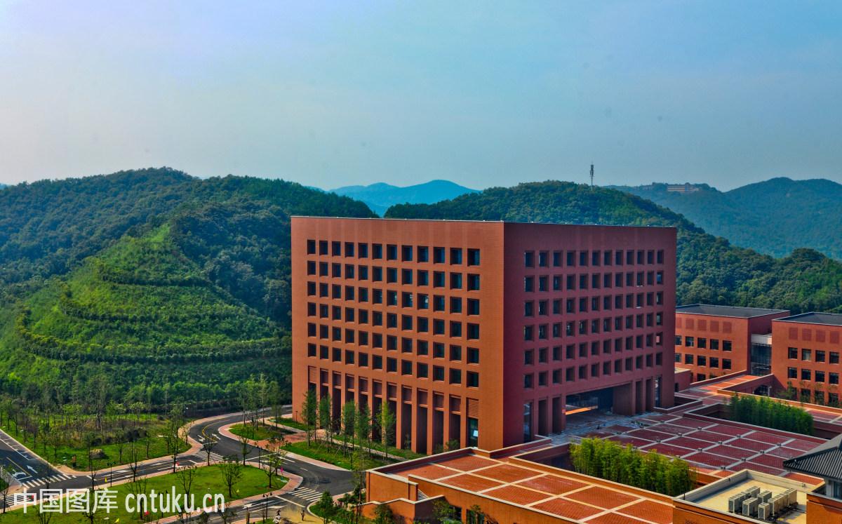 浙江大学舟山校区图书楼