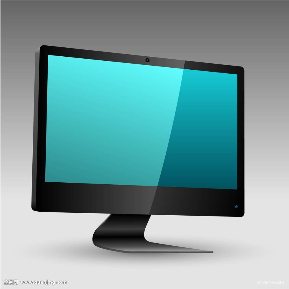 显示器和4k电视图片