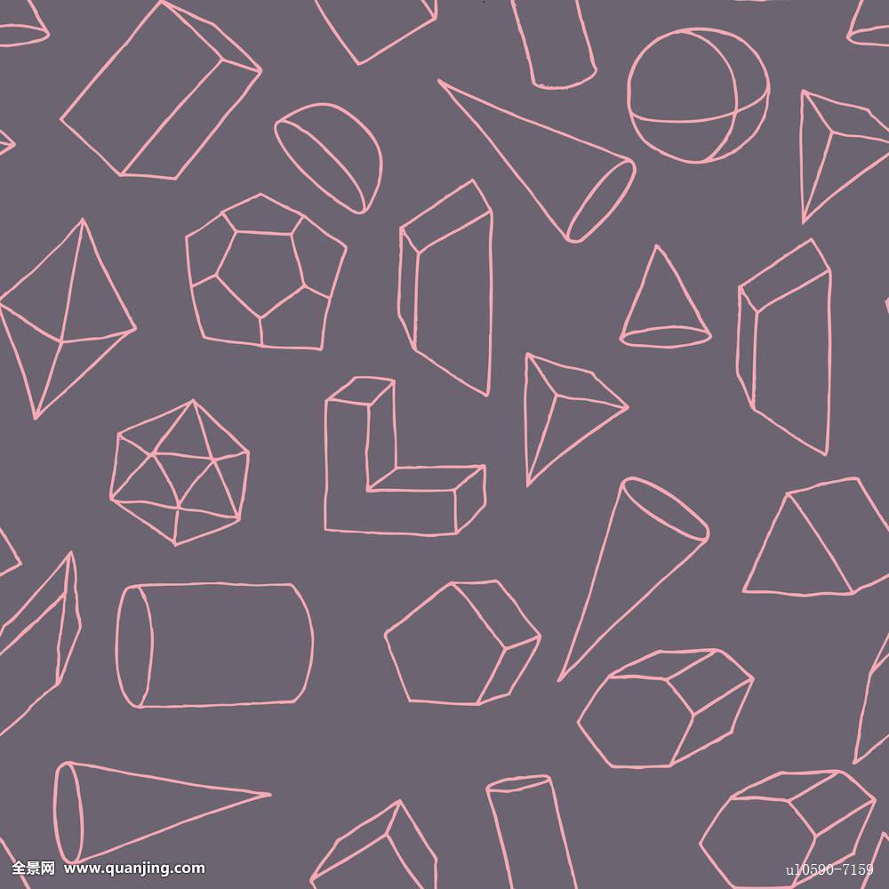 关于几何图形的问题如题 看图 为什么会这样图片
