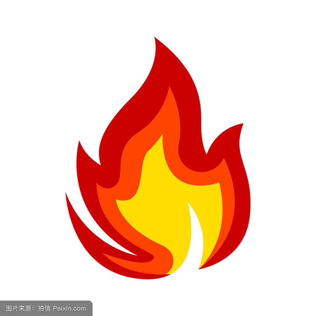 火/火焰图标图片