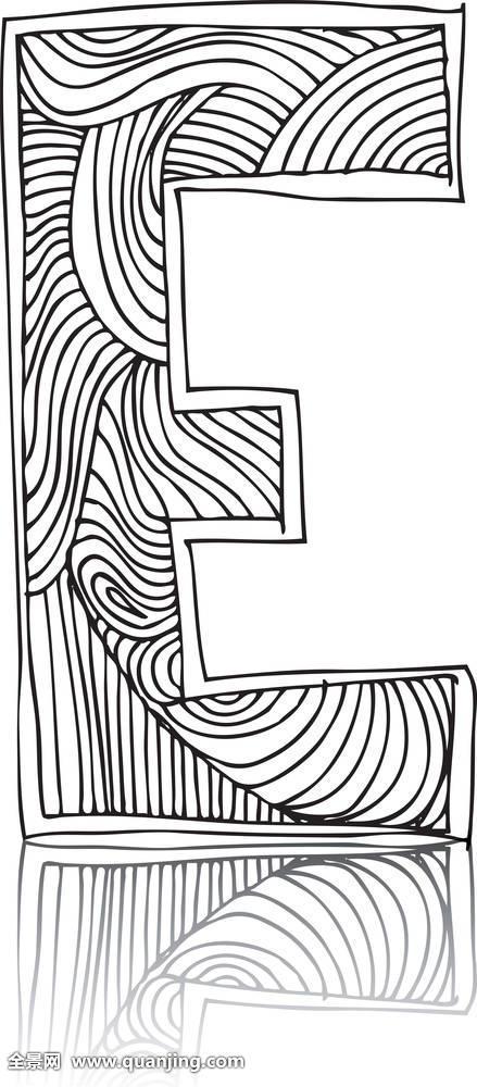 抽象,字母,艺术,大,黑色,蓝图,书法,大写字母,文字,创意,设计,涂写图片