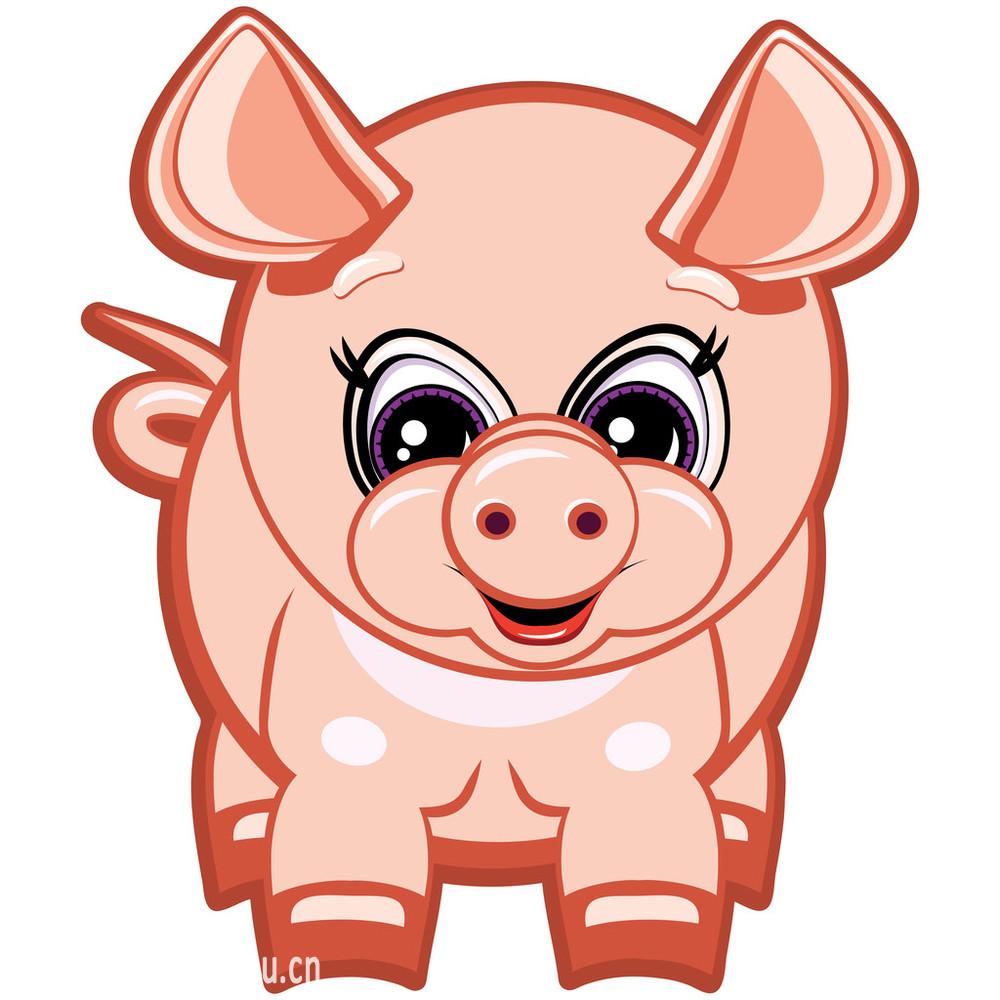 小猪佩奇纹身图案大全展示图片