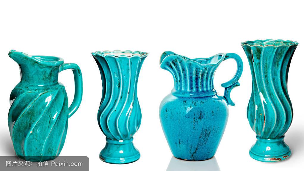 贴�_陶瓷花瓶拼贴