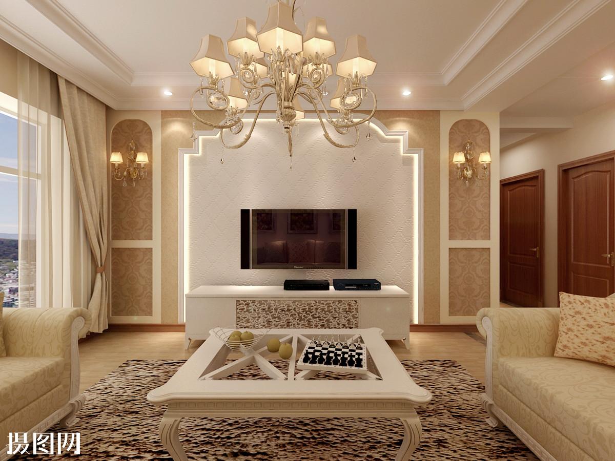 黄色客厅,客厅效果图,客厅,家装效果图,效果图,3d效果图,家装,地中图片