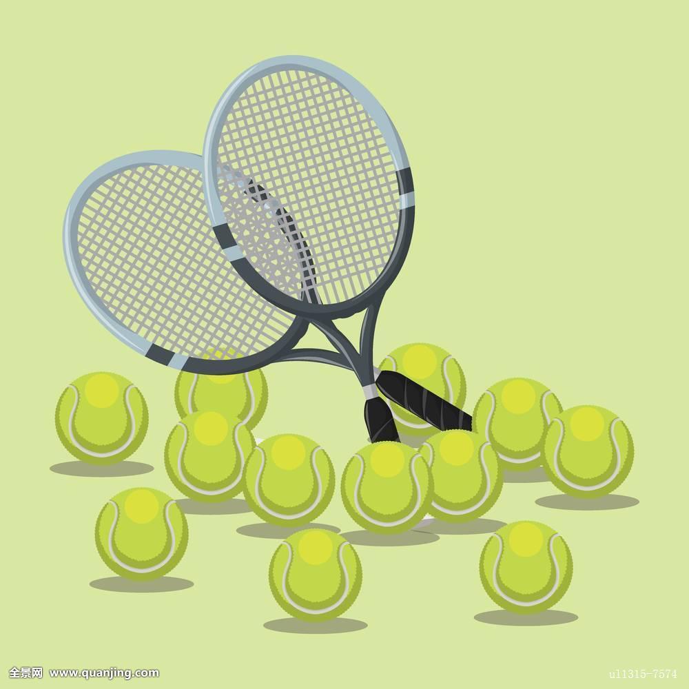 网球,设计图片