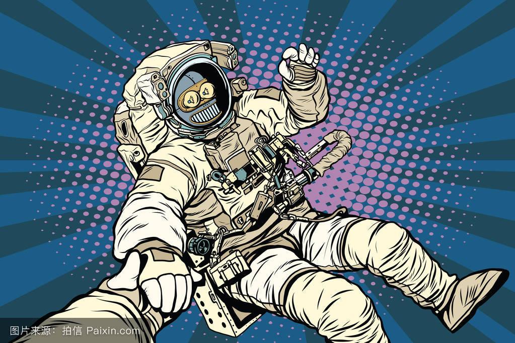 机制,科学,手势,科学的,科幻小说,艺术,玩具,宇航员,未来,船长,梦想图片