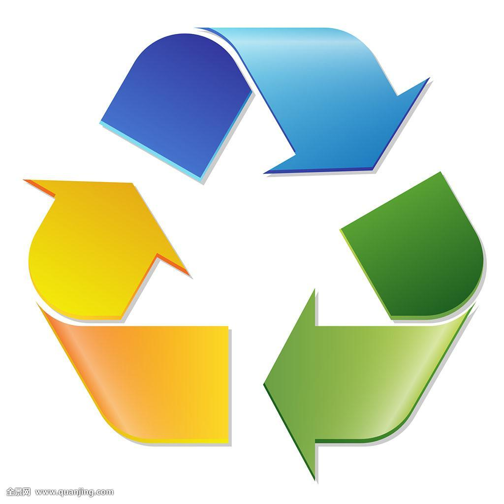 能源,电,电力,友好,生物学,垃圾,再循环,圆,污染,防护,环境污染,三角图片