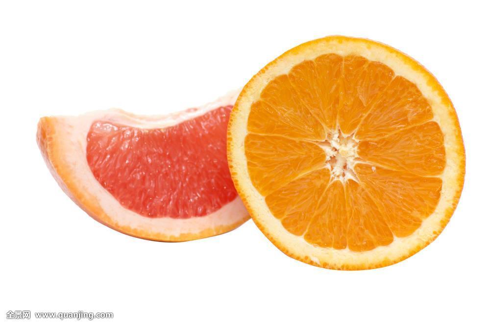 橙色,柚子图片