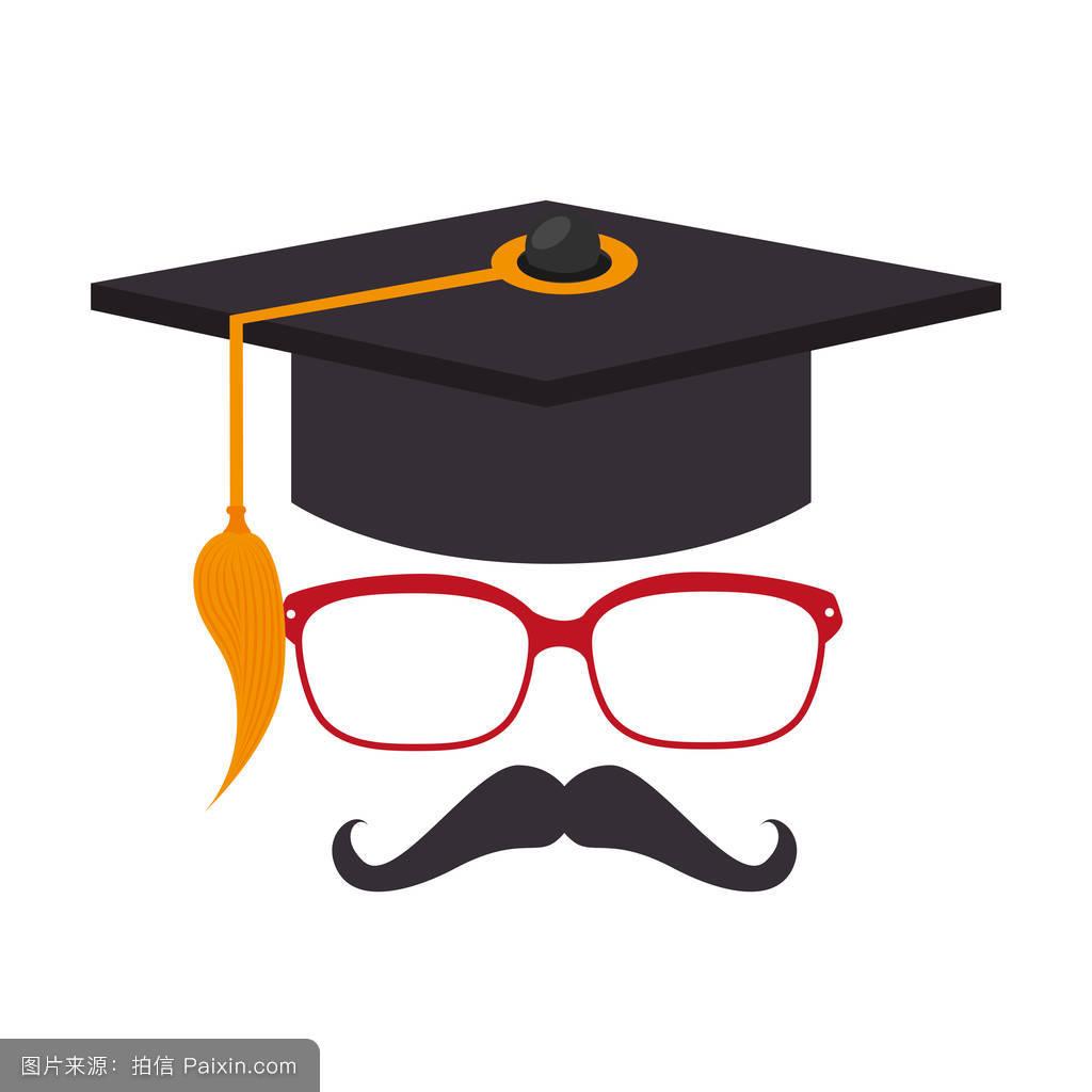 帽子_帽子毕业时髦的风格