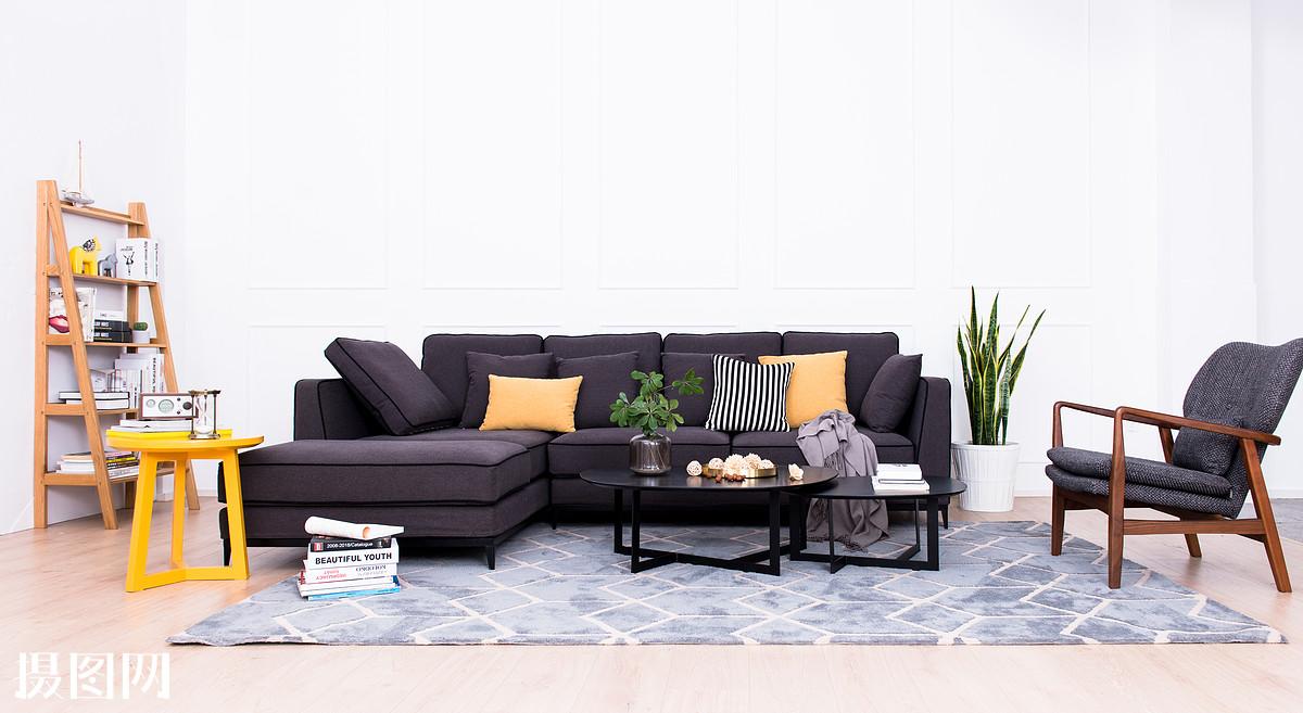 家具,室内设计,沙发,客厅,茶几,椅子,边几,地毯,北欧,风格,田园风,家图片
