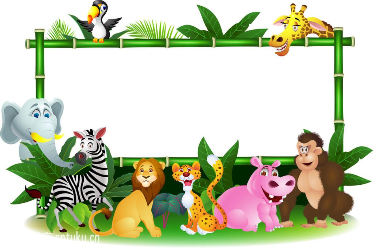 巨嘴鸟,卡通,空白的,旅行,鸟,森林,设计,狮子,矢量图,童年,幸福,野生图片