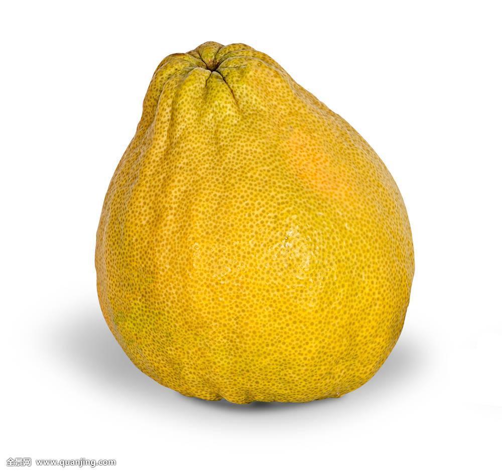 柚子,隔绝,白色背景,背景图片