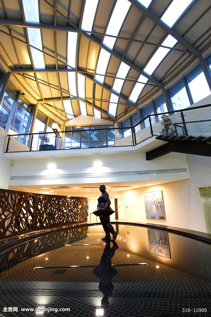 大厅,会所,大堂,艺术空间,健身房,游泳馆,游泳池,房地产图片