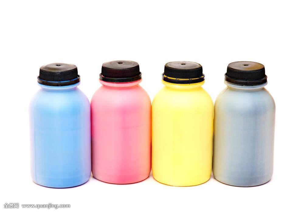 背景,黑色,蓝色,瓶子,鲜明,罐,化学品,彩色,概念,容器,工艺,创意,装饰图片