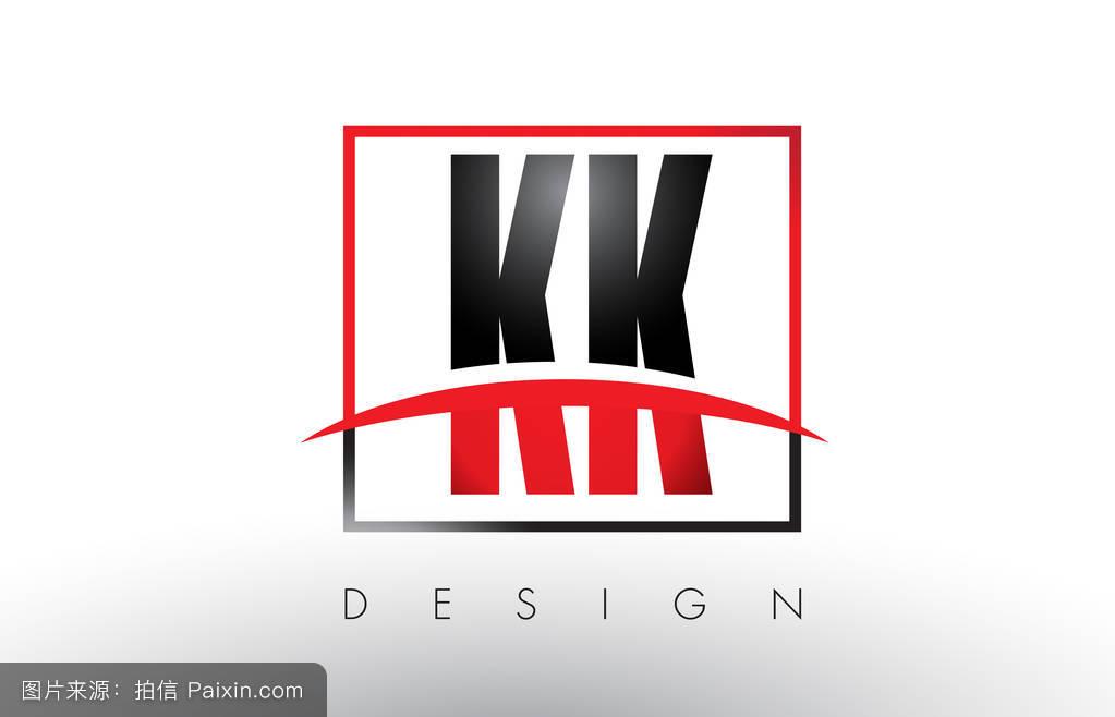 油箱磁���kk.K�ފ�_kk k logo字母用红色和