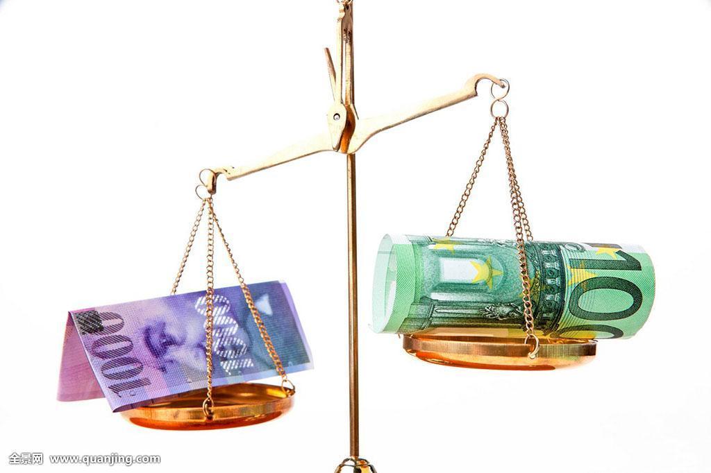 平衡,货币,钞票,欧元,欧洲,汇率,贷款,比率,危险,瑞士法郎,事物图片