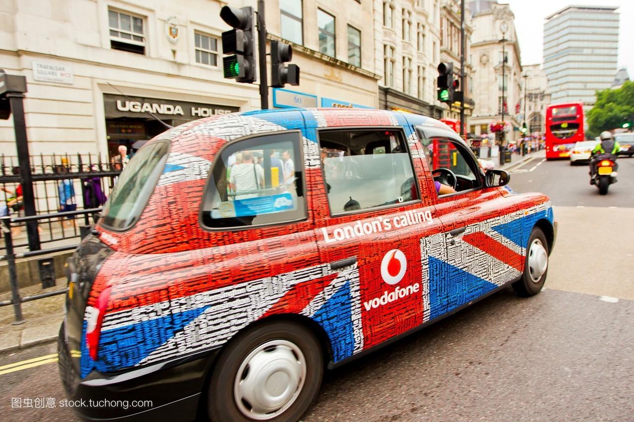 图片,旅行者,摄影,人,城市生活,街道,场景,团结,英国人,英式,出租车图片