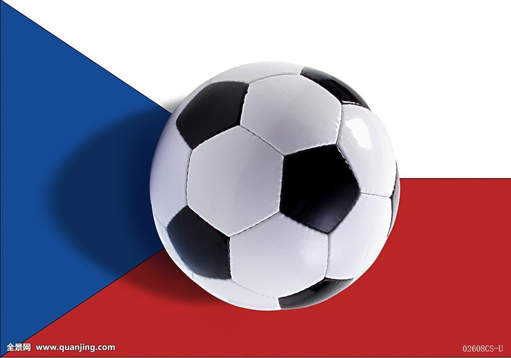 竞技运动,抠像,捷克共和国,东欧,旗帜,足球,识别,室内,内景,国旗,国籍图片