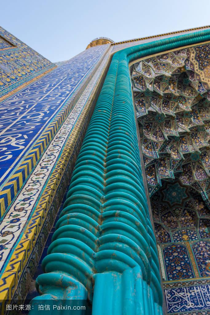 茹..�/ey�h�g*9.+yf�zh���m���y����%9�$_瓦片,伊朗伊斯兰共和国,旅游景点,宗教,瓷砖,伊斯法罕,hispahan,建筑