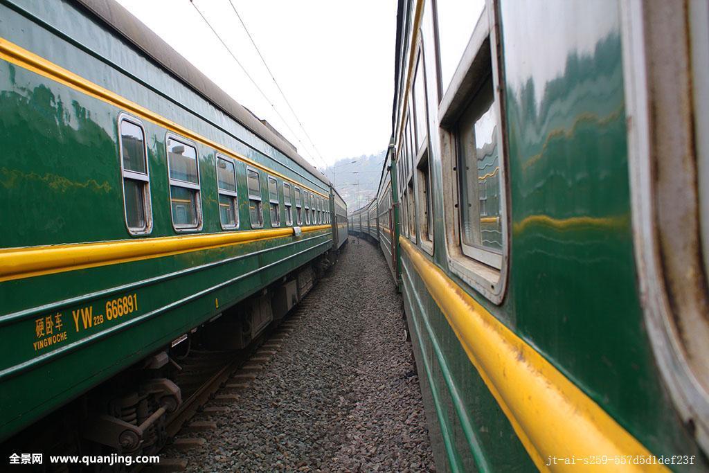 火车_绿皮火车