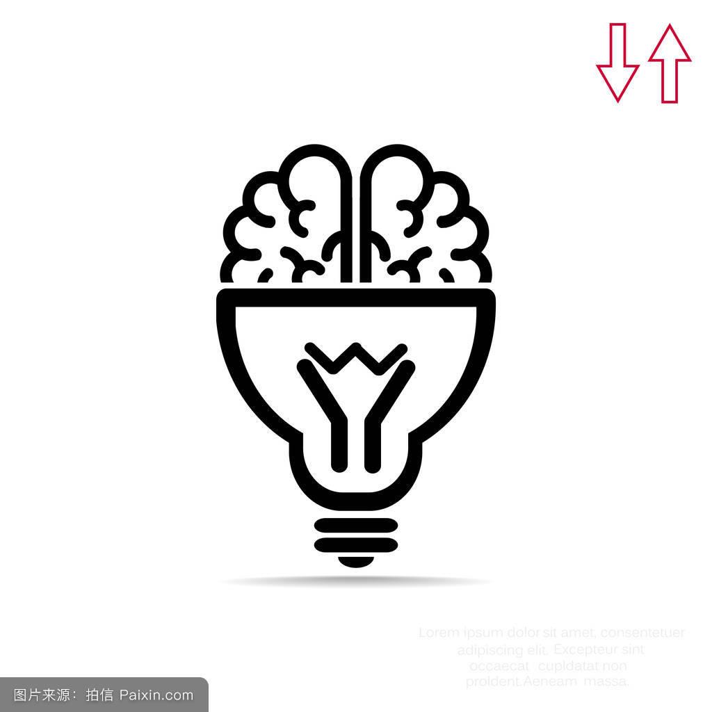 礹c.�af�b�yak9o9�#�f�x�_大脑�%b8�灯泡图标