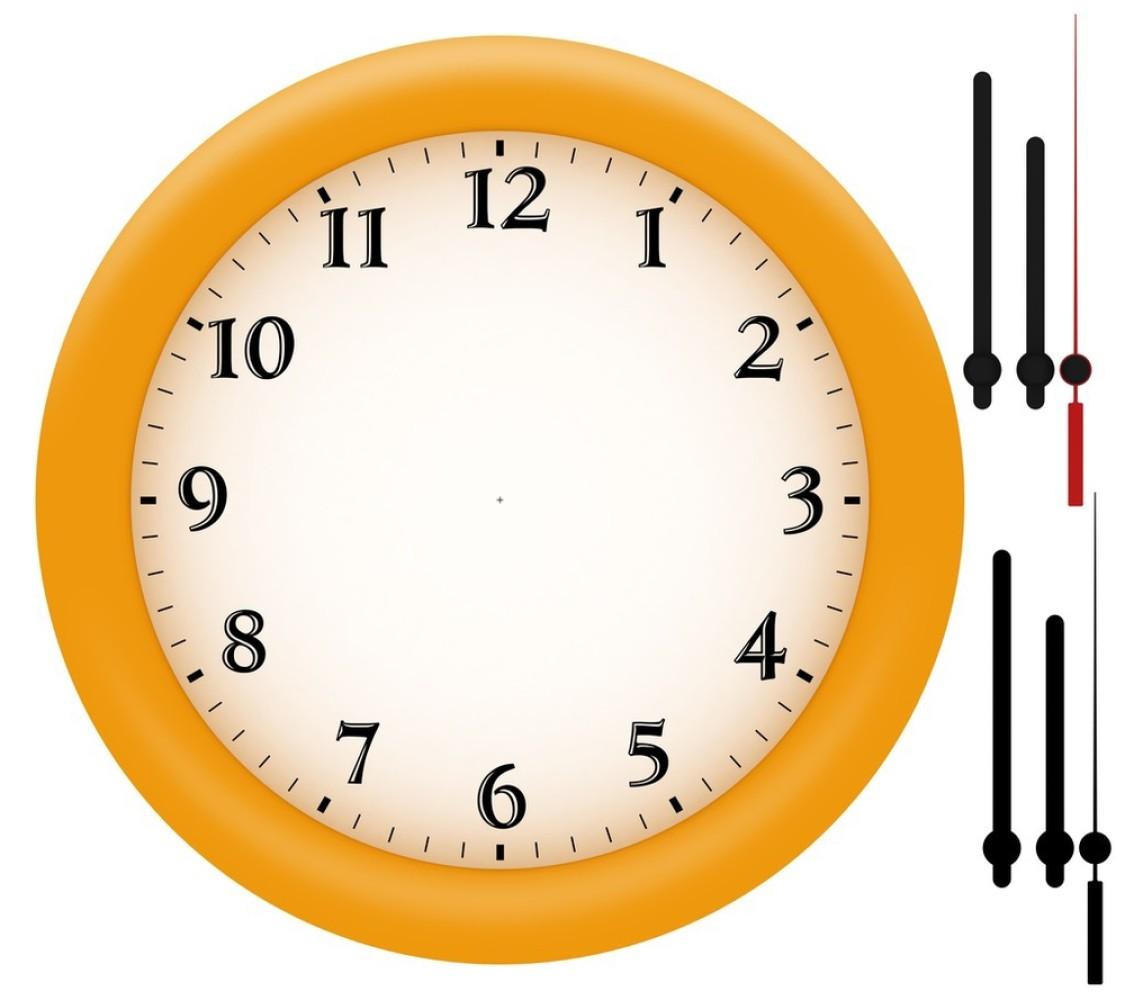 时间_定时器,海峡,黄色,绘画插图,简单,经过,刻度盘,蜱,设计,时间,手,数字