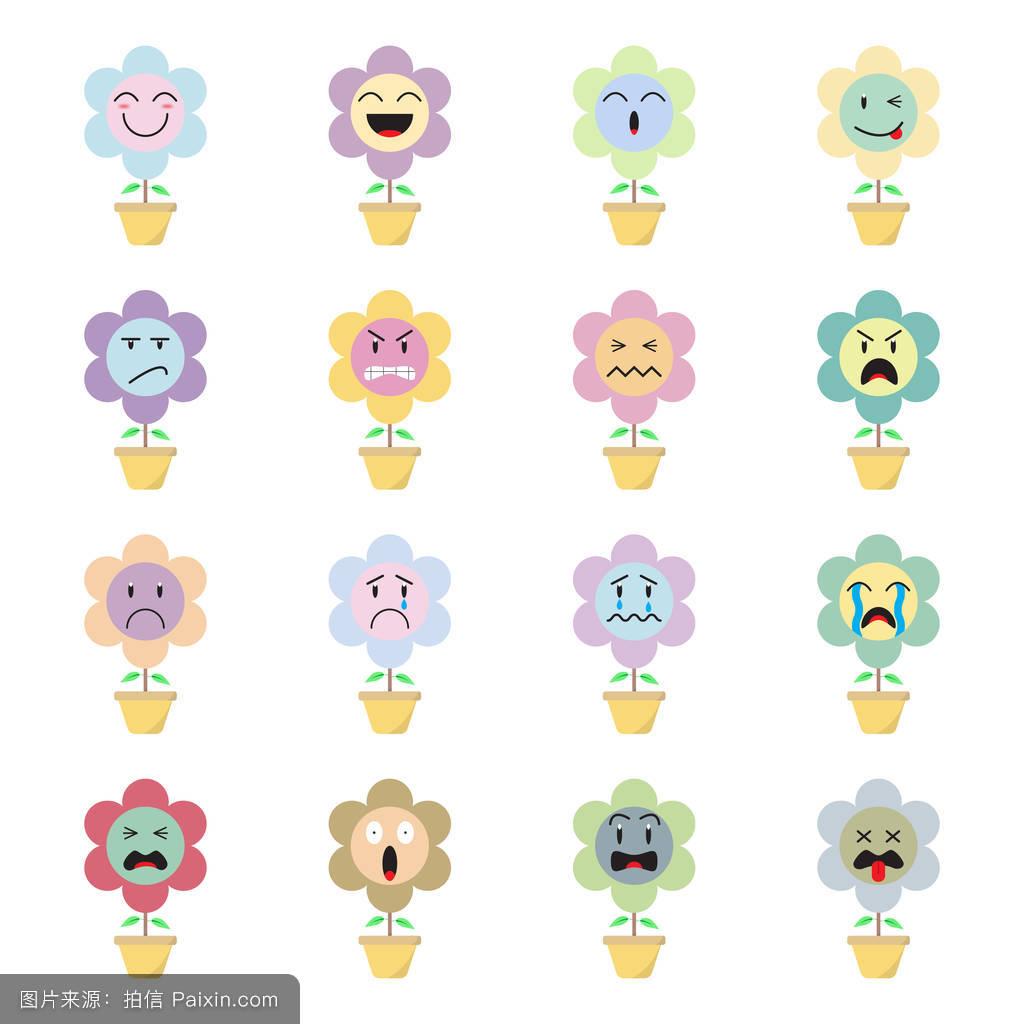 emoji表情 树花分享展示图片